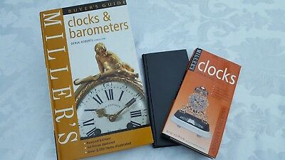 Millers Buyer's Guide Clocks And Barometers By Derek Roberts