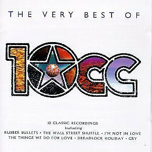 10Cc        -       The Very Best Of            -   New Cd