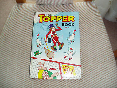 Topper annual/book 1967