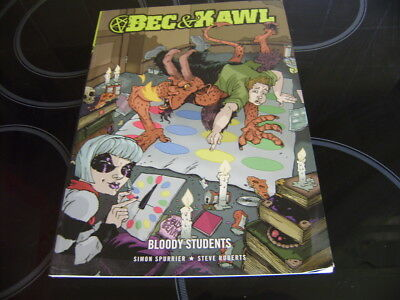 2000Ad Bec&kawl Graphic Novel