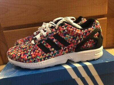 b49c03ad3210c ADIDAS ZX FLUX Shoe Flake S82837 Size 9 Xeno Tubular Boost -  68.00 ...