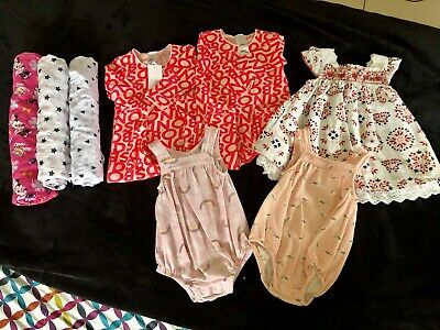 Baby Girls Clothes Bundle Size 00