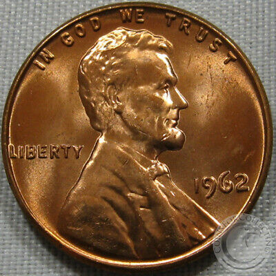1962-P Unc Lincoln Memorial Penny Nice Coin **Make An Offer**