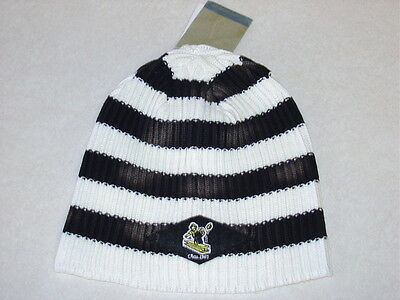 e138abcccbffb NWT Pittsburgh Steelers STRIPED OLD SCHOOL THROWBACK KNIT HAT Logo Official  NFL