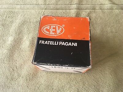 Ducati PANTAH Plastic TAIL LIGHT  -- NEW OLD STOCK