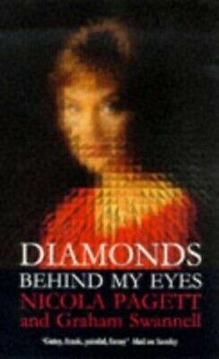 Diamonds Behind My Eyes by Pagett, Nicola Paperback Book The Cheap Fast Free