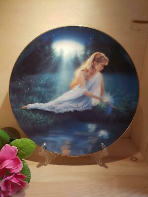 Franklin Mint - Crystal Harmony plate - Excellent condition