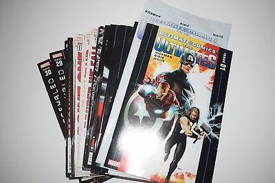Ultimate Comics Ultimates (2011) 1-30 Complete Run! Hickman Humphries Nm