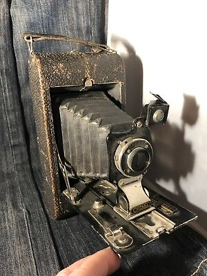 The Librarians Screen Used Antique Camera Decoration!!