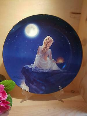 Franklin Mint - Crystal Reflections plate - Excellent condition