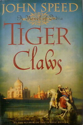 TIGER CLAWS by JOHN SPEED FIRST 1st EDITION HCDJ