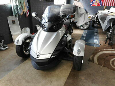 Can-Am Spyder 2009 RT sm5