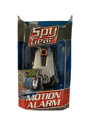 Wild Planet Spy Gear Motion Alarm Sealed New