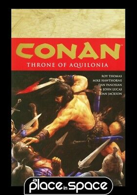 Conan Vol 12 Throne Of Aquilonia - Softcover