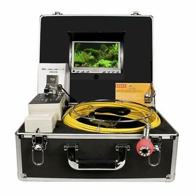 endoscope Camera pipe inspection, drainage sewer monitor LCD