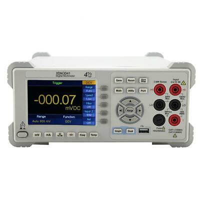 OWON XDM3041 4 1/2 Digit Dual-Display USB / RS232 / LAN Desktop Multimeter
