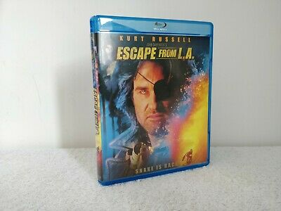 Escape From L.A (Blu-ray) *Region A*