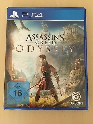 Assassin's Creed Odyssey - (Sony PlayStation 4, 2018)