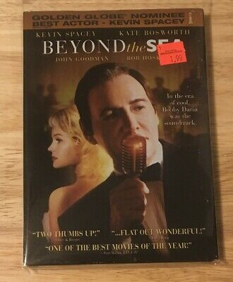 Beyond The Sea Kate Bosworth Kevin Spacey Used DVD