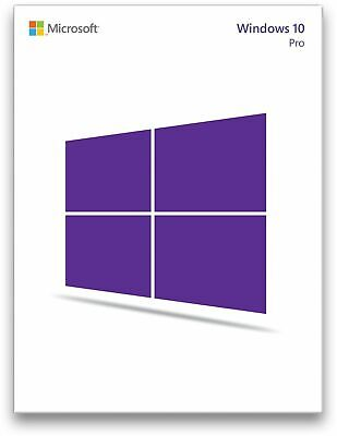 Microsoft Windows 10 Professional 32 / 64bit  License Key