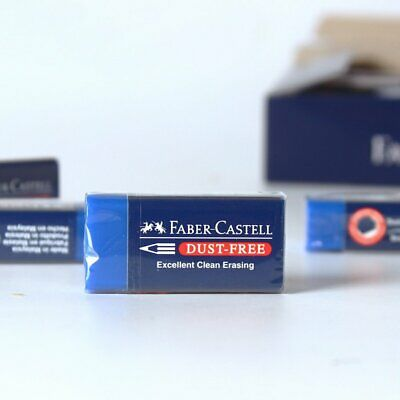 Faber Castell Eraser - DUST FREE - Specially Formulated for Art & Graphic Use