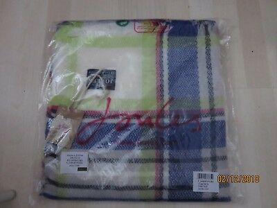 JOULES Boy's Junior Heyford Cream Check Scarf *BNWT* Winter