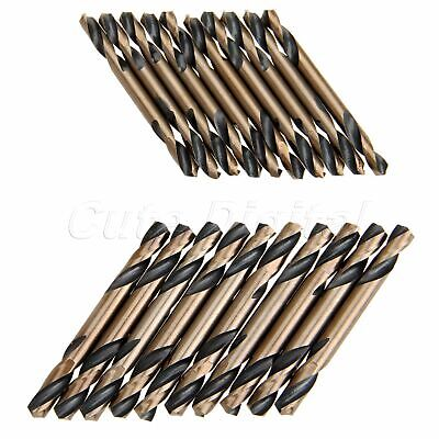 4.2mm HSS Double Twist Drills Bits Cutting Grinding Drilling Woodworking Tool
