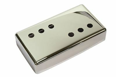 Wide Range Humbucker Pickup Cover 3X3 Nickel Plated 54Mm Made In Usa