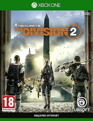Tom Clancy's The Division 2 (Xbox One) New & Sealed Free UK Postage