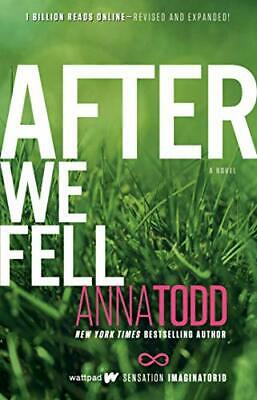 After We Fell (The After Series) by Todd, Anna