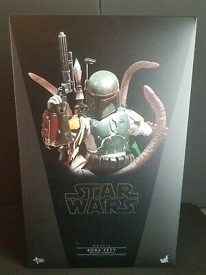 Hot Toys Boba Fett MMS313 Deluxe Version Star Wars Return of the Jedi 1/6 Scale