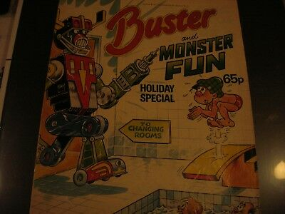 Buster & Monster Fun Holiday Special 1986