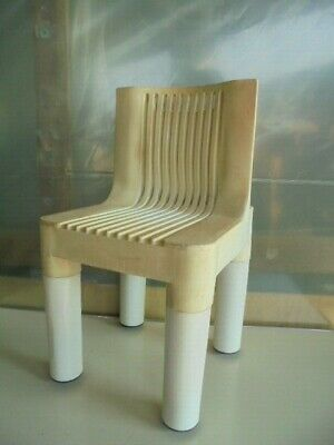 KARTELL K1340 SEDIA DA BAMBINO 1964 by MARCO ZANUSO RICHARD SAPPER chair child