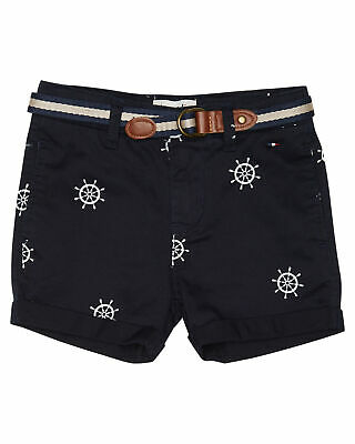 New Rookie By The Academy Brand Boys Tots Boys Pirate Hayman Short Blue