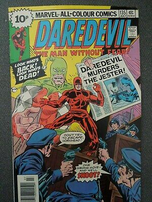 Daredevil #135 (Vol One 1976)