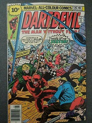 Daredevil #136 (Vol One 1976)