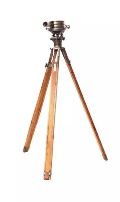 The Librarians Screen Used Antique Tripod!!