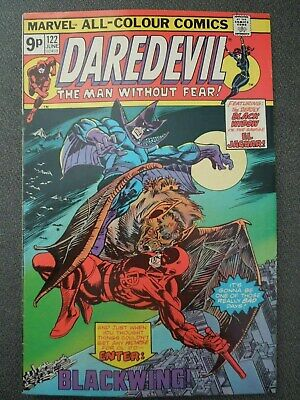 Daredevil #122 (Vol One 1975)