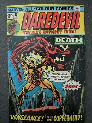 Daredevil #125 (Vol One 1975)