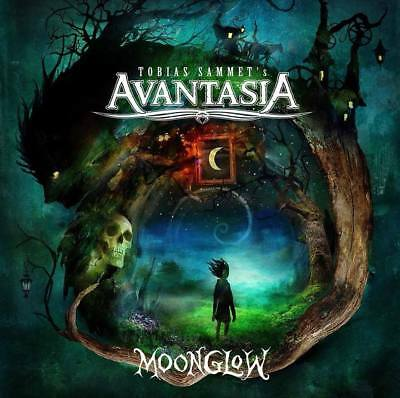 AVANTASIA Moonglow 2019 DIGIPAK CD +1 bonus; feat Kiske, Lande, Kursch, Petrozza
