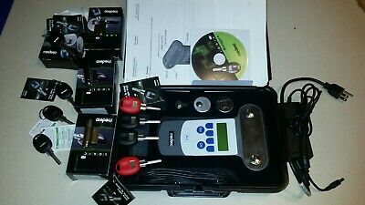 Medeco Logic CLIQ Sales and Service Programmer Kit With Extra Stock and Keys