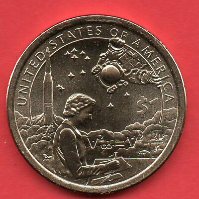 2019 P&d Native American Space Program 2-Coin Set