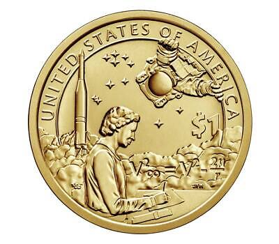 2019 P&d Native American Space Program 2-Coin Set **free S/h**
