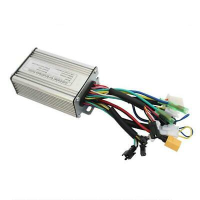 48V 1500W Brushless DC Sine Wave Ebike Controller Regen Function Electric Bike