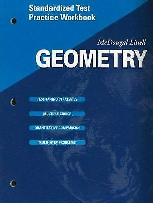 Geometry by MCDOUGAL LITTEL