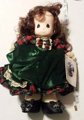 16 Inch Precious Moments Doll Used Loose