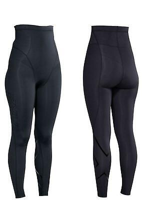 2XU Postnatal Active Tights (Black) - Large Free Shipping!