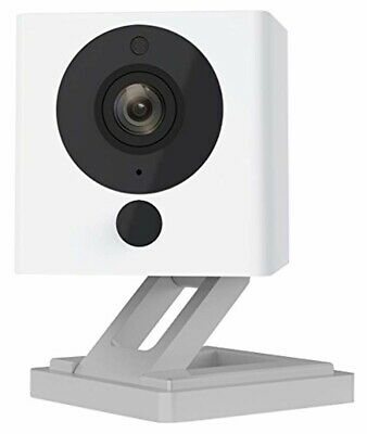 Wyze Cam Indoor Security Camera Sound and Motion Detection 1080p HD 110º W/Angle