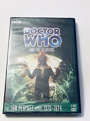 Classic Doctor Who - And The Silurians (DVD, 2008)