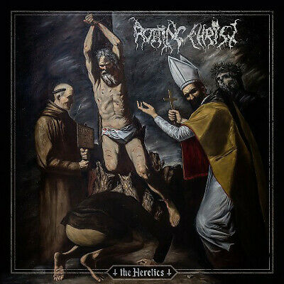 ROTTING CHRIST The Heretics 2019 DIGIPAK CD